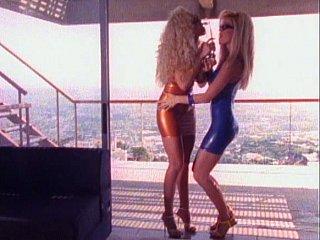 Blonde lesbo Pornstars