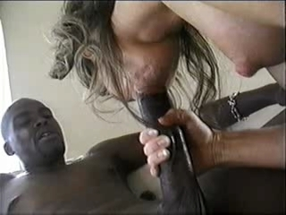 Very big dark dick fuck blonde by fdcrn