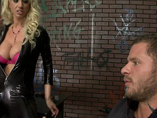 When there's trouble-a-brewing, Jack boner acquires a call. It's his job to save the day and his mission to save hot whores from insidious villains. However, this makes him a target for terrorists like Tanya. This Babe has her mission as well and this babe will stop at no thing to complete it.