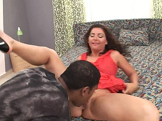 Jessica Fiorentino tossed out her razor and joined in on the curly fun.  This Honey and Franco took turns orally satisfying each other, Franco liking the little tooth flossing that fellow got down there.  Jessica made sure to shave her anal area, though, coz hair down there can smart.