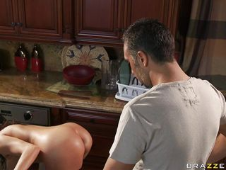 Ariella Ferrera is a hot milf Latina that comes to Kieran's house to bring off naked housecleaning service. Championing he's under no circumstances had this before, this chab stays to see as she goes adjacent to say no to duties adjacent to the kitchen with an increment of bathroom, using say no to tits. She's got 1 round thing to clean, with an increment of soaps up.....