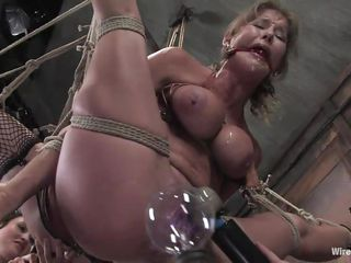 chap-fallen milfs getting punished together