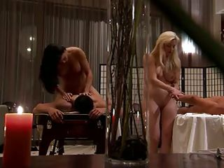 massage parlour turns into an orgy bailiwick @ season 3, ep. 2