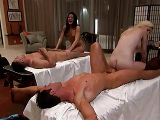 massage parlour turns into an orgy bailiwick @ season 3, ep. 2