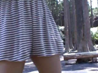 paroxysm and fuck in the woods