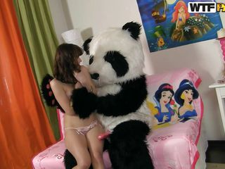 panda makes a doxy outsider a peer royalty