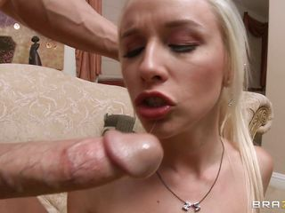 stevie shae engulfing on a hard cock