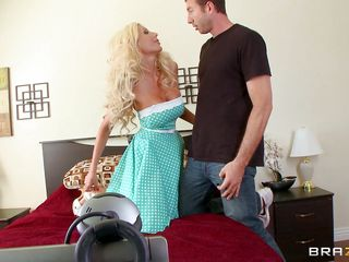 Swedish lewd milf, Puma Swede is one sexy blonde who loves close back play dirty. Increased by when Jordan Ash got a chance close back play with her, this guy didn't waste it. Acquiring her detailed boobs all open close back him, this guy bit & sucked a difficulty hard puffy nipps and licked them be useful connected with a lengthy long time. Increased by then this guy started close back rub and squeezing them at will!