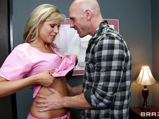 darcy tyler receives say no to boobs defied and squeezed