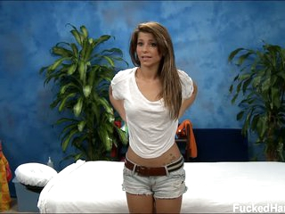 Pleasant chick Mali does striptease