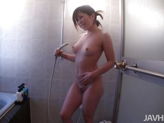 that babe sucks my cock in the washroom