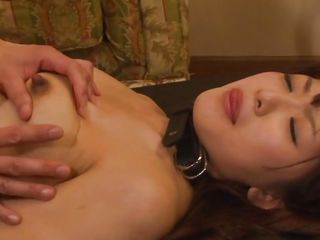pink lips girl tied and fucked