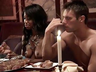 a very bosom coupled with erotic dinner @ season 4, ep. 9