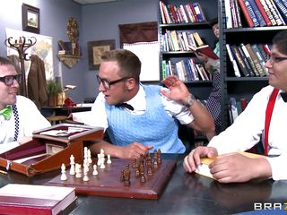 what's better than chess? chest!