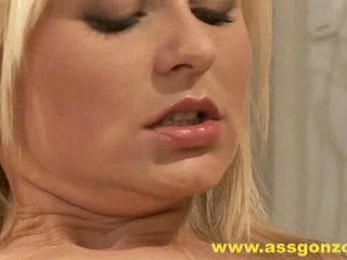Beautiful blonde acquiring her booty pounded! Toys with the addition of a large cock aren't too much be advantageous to this girl, that babe loves clean out everlasting with the addition of fast! We are serving up anal creampie be advantageous to dessert.
