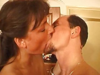 deferential aged performs for her cuckold spouse