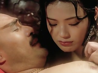 Sexual connection and Zen II (1996) Shu Qi and Loletta Lee
