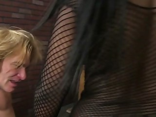 Janea Jolie,Evan Stone in Glenn King's Maneaters, Scene #03
