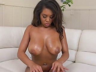 Katt Garcia in Double D Administration - BigTitsRoundAsses