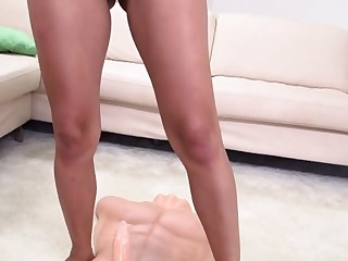 Soffie at hand Colombian Milf first porn scene Video