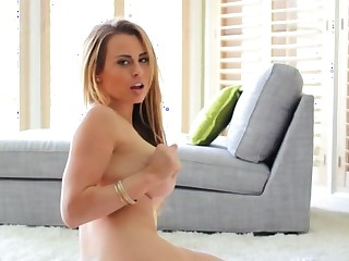 Corinne Blake inWaiting For The brush Bloke - PassionHD Video