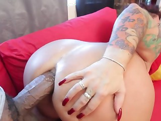 Tattooed BBW Compilation