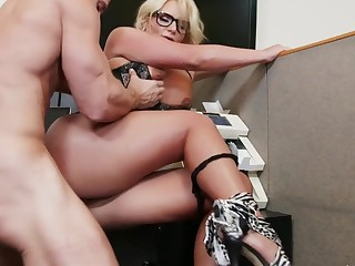 Phoenix Marie & Johnny Sins more Naughty Office