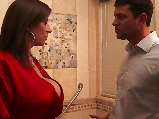 Sara Jay & Preston Parker in I Take a crack at a Wife