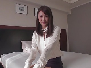 Give someone a thrashing Japanese chick Ichika Kanhata, Riku Minato, Risa Mizuki relating to Hottest couple, pov JAV movie