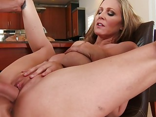 Julia Ann & Van Wylde in My Visitors Hot Mom