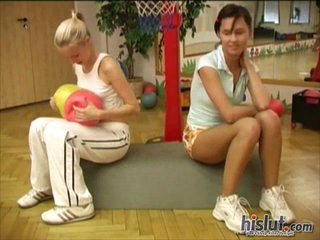 Jana and Zuzana got busy