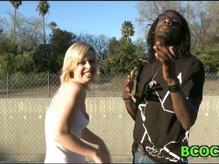 Scrupulous interracial sex discharged