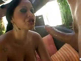 Muscled tattooed mendicant bangs tanned tattooed brazilian slut