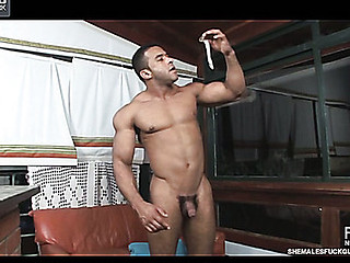 Rabeche&Douglas transsexual dicking guy on episode scene