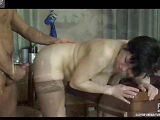 Elsa&Govard lustful mamma in action