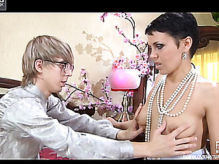 Viola&Benjamin hardcore ancient movie scene