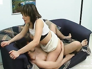 Masturbating aged getting her hawt box serviced by a sexually excited next-door guy