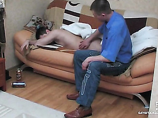 Alan&Rudolf awesome gay/straight action