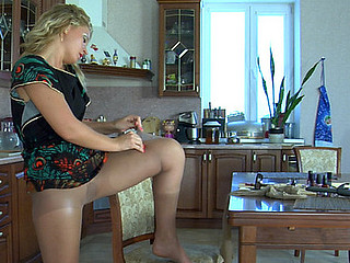 Gertrude in hose movie