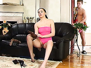Laura&Bertram kinky hose action