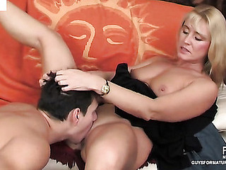 Bridget&Clifford red-hot hawt mature movie