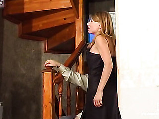 Alice&Nathan unselfish nylon movie scene