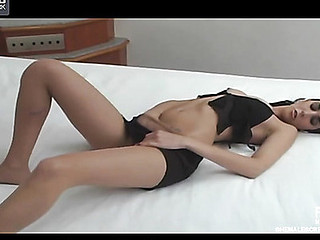 Barbie kinky tgirl action