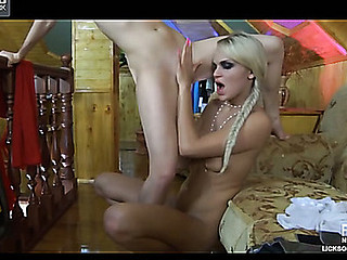 Dolly&Judith great lesbo action