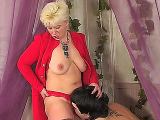 Penny&Adam red hot older action
