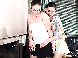 Gwendolen&Laura get a load of become quieter fuck movie
