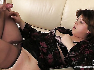 Virginia&Vitas pantyhose mamma on clip