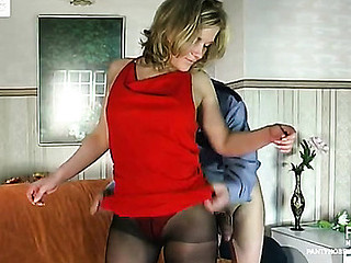 Monty&Benett wicked pantyhose movie
