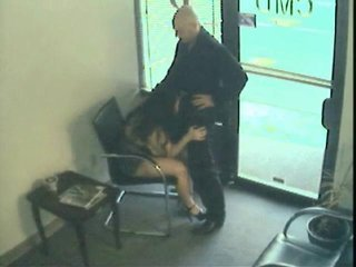 Spy Clip - A couple is fucking in the waiting room