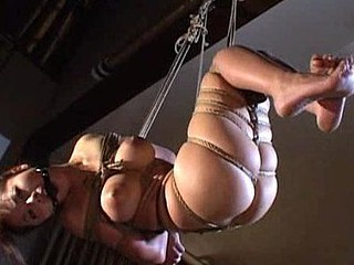 Coarse Sex Rope Servitude
